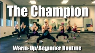 Carrie Underwood featuring Ludacris - The Champion  Cardio Party Mashup Fitness Routine