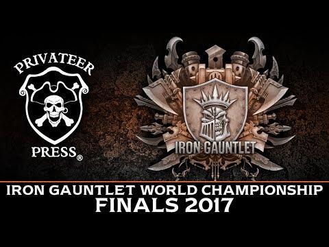 Round 4 - Finals - Iron Gauntlet World Championship 2017
