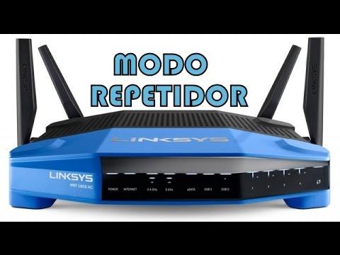 Como configurar un router en modo repetidor con firmware DD-WRT