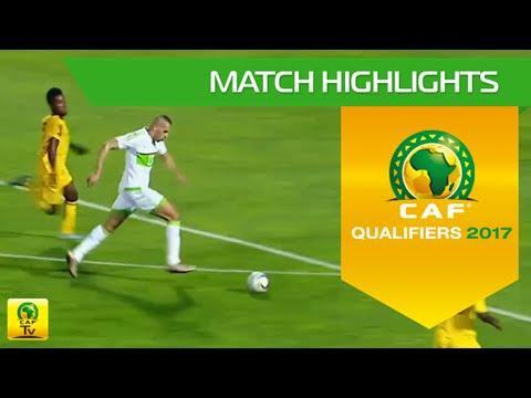 Algeria vs Ethiopia | Africa Cup of Nations Qualifiers 2017