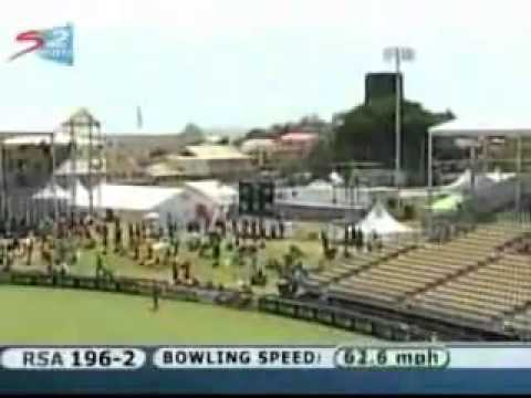 Herschelle Gibbs Hits Six Sixes In One Over   Youtube video
