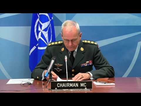 NATO Chiefs of Defence Meeting - Closing remarks by the Chairman of the Military Committ