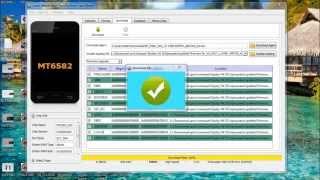 Прошивка планшета Explay Hit 3G программой SP Flash Tool v5.1408.00