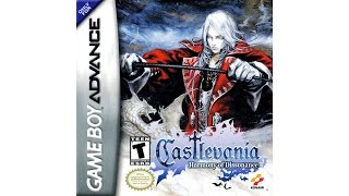 Castlevania: Harmony of Dissonance Review for the Game Boy Advance