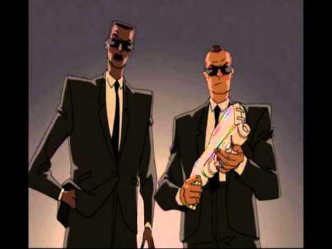 Jim Latham - Men in black (Intro & Credits)