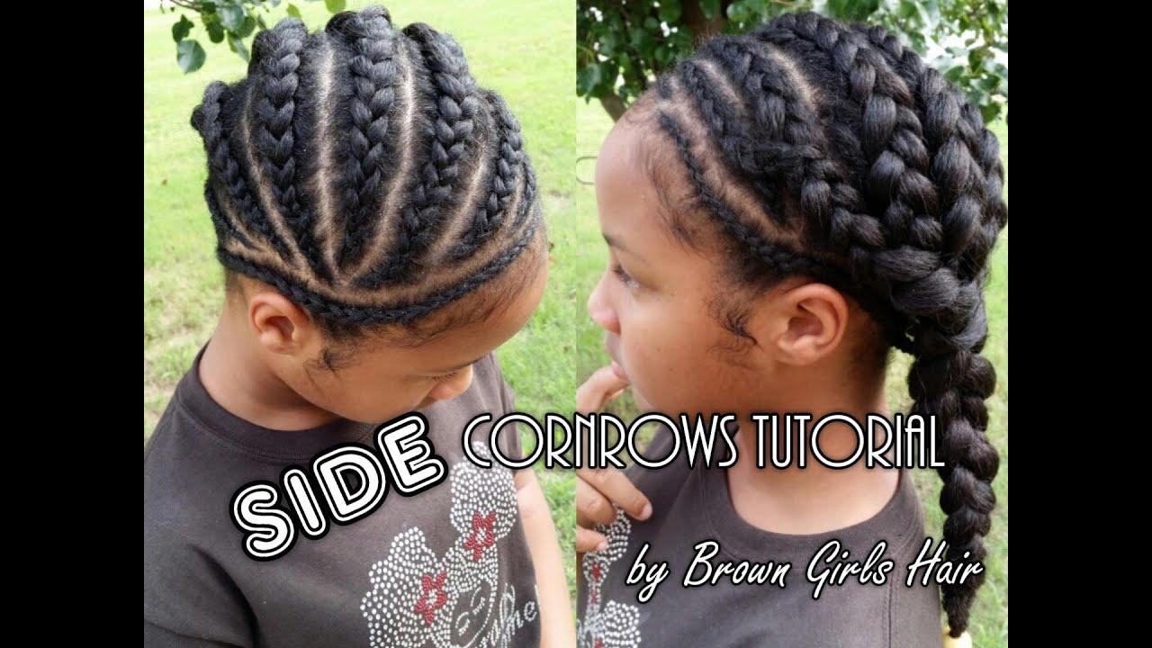 African two goddess braids