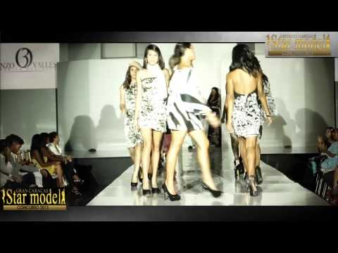 Noche Final Star Model Dtto Capital y Star Model Gran Caracas 2013