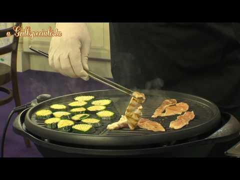 Zamatos grillezett csirkemell cukkinival