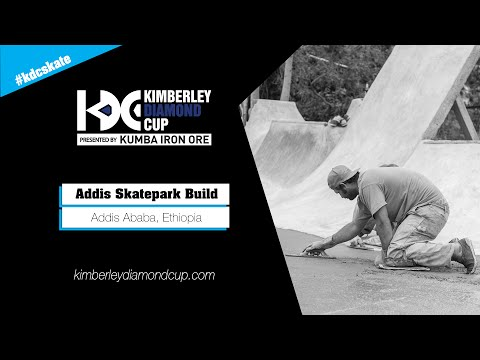 Volunteers Build Ethiopia's First Skatepark in Addis Ababa