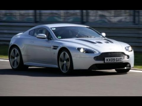 2011 Aston Martin V12 Vantage - First Drive Review - CAR and DRIVER