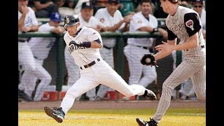 Ichiro Suzuki - Infield Hit King (Part 1) - Rookie Highlights