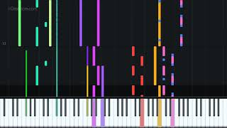 Fathers Facade Instrumental -- an Arrangement by Willy Deals [Piano Tutorial + Sheet music]