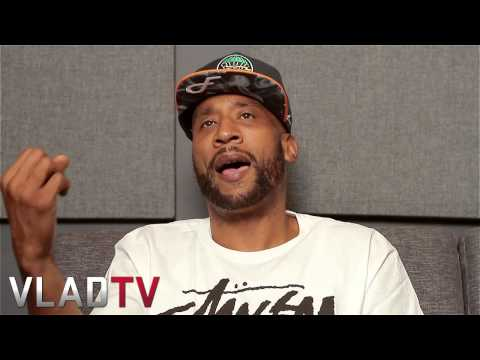 Lord Jamar Discusses Meaning of Homophobia
