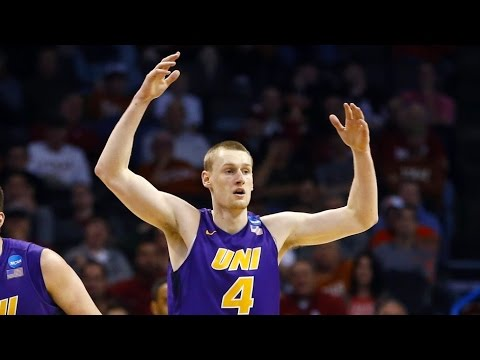 Northern Iowa vs. Texas: Paul Jesperson half-court buzzer-beater