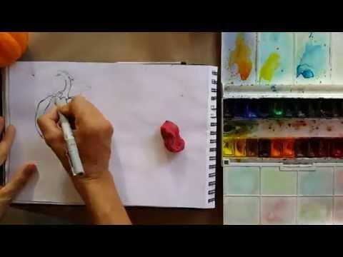 Как рисовать по другому