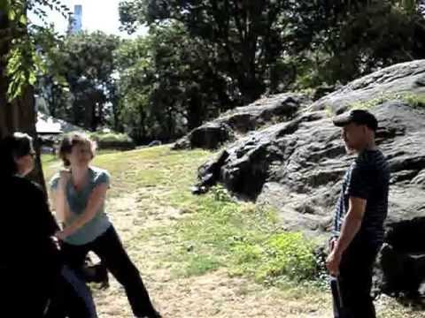 Sunday Self-defense Class in New York;  Eagle Claw Kung Fu Image 1
