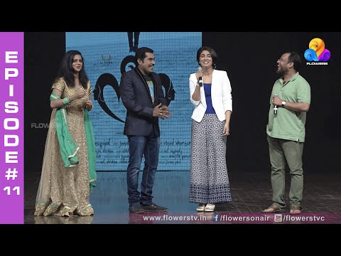 Comedy Super Nite With Lal Jose & Neena‬ - April 20, 2015 HD Full Episode 11