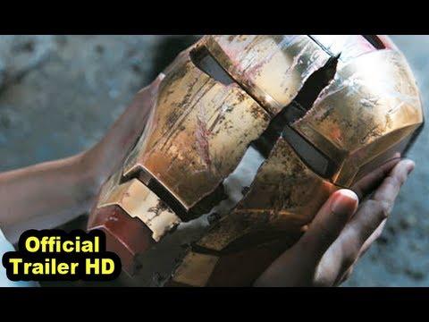 IRON MAN 3 – Official Trailer Teaser 1 & 2 HD 2012 – Robert Downey Jr., Gwyneth Paltrow Movie