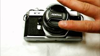 Introduction to the Pentax KX (Video 2 of 2)