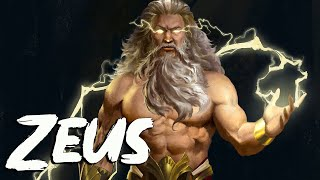 Zeus: The Supreme God of Greek Mythology - The Olympianas - See U in History