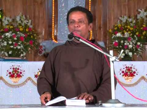 Fr. Joseph Puthenpurackal Speech video