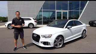 Does the 2019 Audi RS3 have enough PERFORMANCE for the PRICE?
