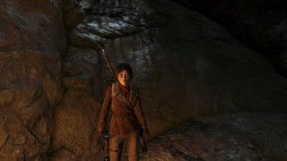 Rise of the tomb raider can't handle Lara's survivability
