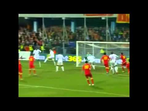 Montenegro vs England 1-1