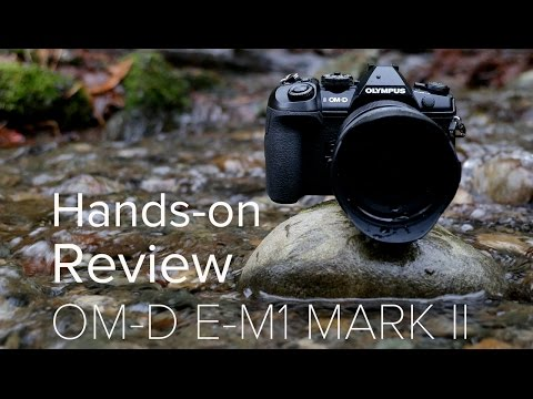 Olympus OMD EM-1 Mark II Review   Northern Lights with the EM1 Mark II