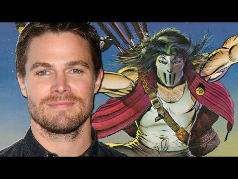 Stephen Amell To Play