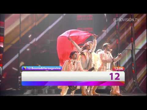 Recap of all the songs from the 2009 Eurovision Song Contest Final klip izle