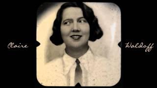 Claire Waldoff: Sabinchen War Ein Frauenzimmer