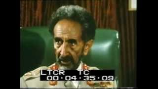 German documentary about His Imperial Majesty Emperor Haile Selassie I of Ethiopia