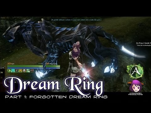 Archeage Reforged Dream Ring