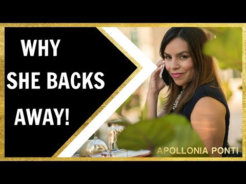 Girlfriend Pulling Away | #3 Reason Why She Backs Away!