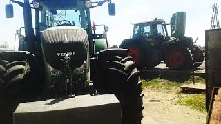 Scania vs Fendt 309, Fendt 936 vario