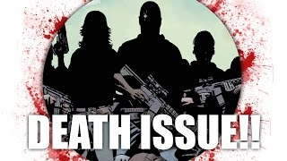 "THE WALKING DEAD 165 REVIEW ""Opportunity"" Image Comics"