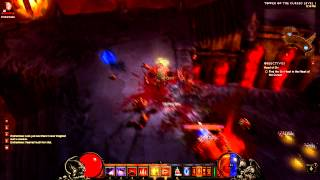 [Diablo 3 Walkthrough] Demon Hunter - Act 3 - Part 10 - Arreat Crater Level 2, Tower of the Cursed
