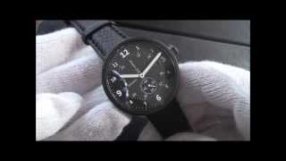 Xetum Tyndall PVD Carbon Fiber LE Watch Review