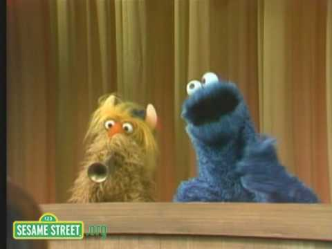 Sesame Street - Cookies Old MacDougal Song