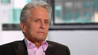 Michael Douglas opens up about his