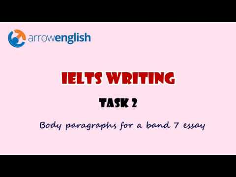IELTS WRITING TASK 2 - IELTS Writing Task 2 samples essays
