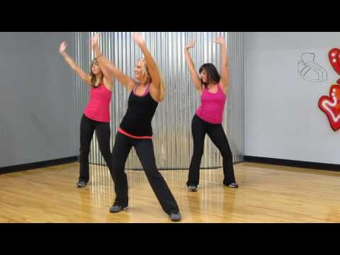 Zumba With Juli - Waka Waka - Move.d.c. video