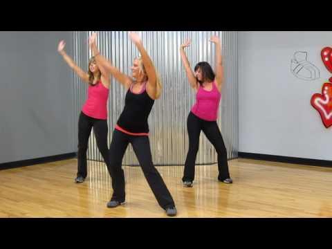 Zumba With Juli - Waka Waka - Move.d.c. video