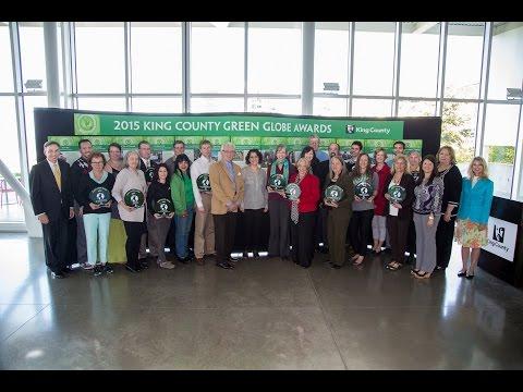 2015 King County Green Globe Awards