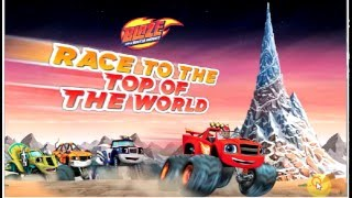 Blaze: Race to the Top of the World! - Nick Jr. HD
