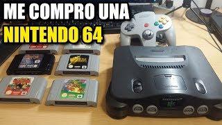 Probando mi Nintendo 64 con Mario 64 y Zelda Ocarina of Time | Momento Guinxu Extra
