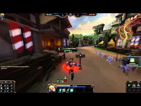 SMITE | Joust League con Thor Wrath of Valhalla - Quiero Thortitas