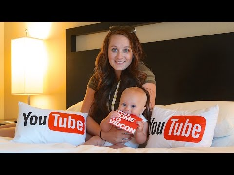 BABY'S FIRST VIDCON!