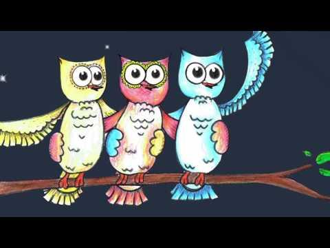 Raffi -  Owl Singalong Video